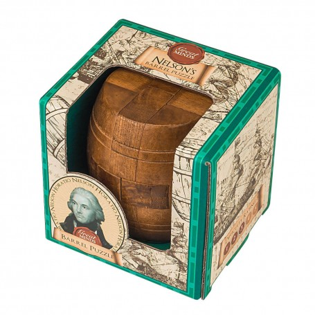Nelson Barrel Puzzle
