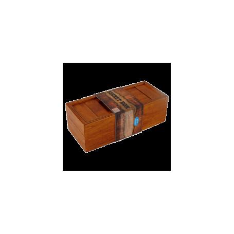 Caja Secreta Naranja