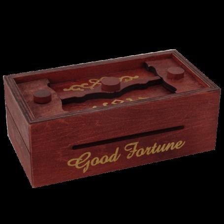 Caja Secreta - Buena fortuna