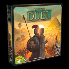 Juego 7 Wonders: Duel