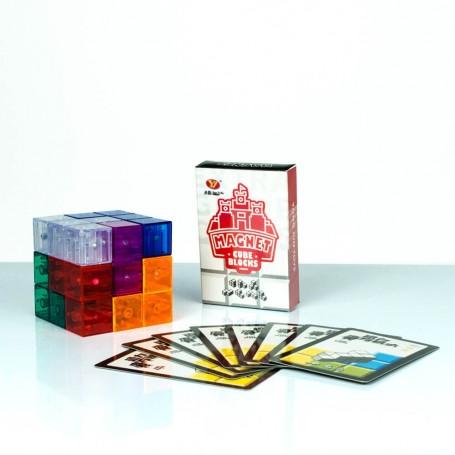 YJ Bloques Magnéticos - Juego de cartas
