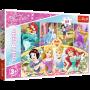 Puzzle Trefl Princesas Disney de 24 Piezas
