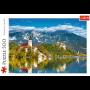 Puzzle Trefl Bled, Eslovenia de 500