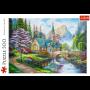 Puzzle Trefl Retiro del bosque de 500