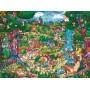Puzzle Heye Bosque Con Vida de 1500 Piezas
