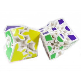 Pack Gear Cube 2x2 + 3x3 (Base blanca)