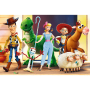 Puzzle Trefl Toy Story 4 de 100 Piezas