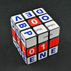 Cubo Calendario