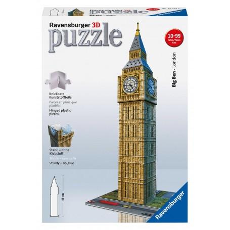 Puzzle Ravensburger Big Ben 3D