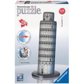 Puzzle Ravensburger Torre de Pisa 3D