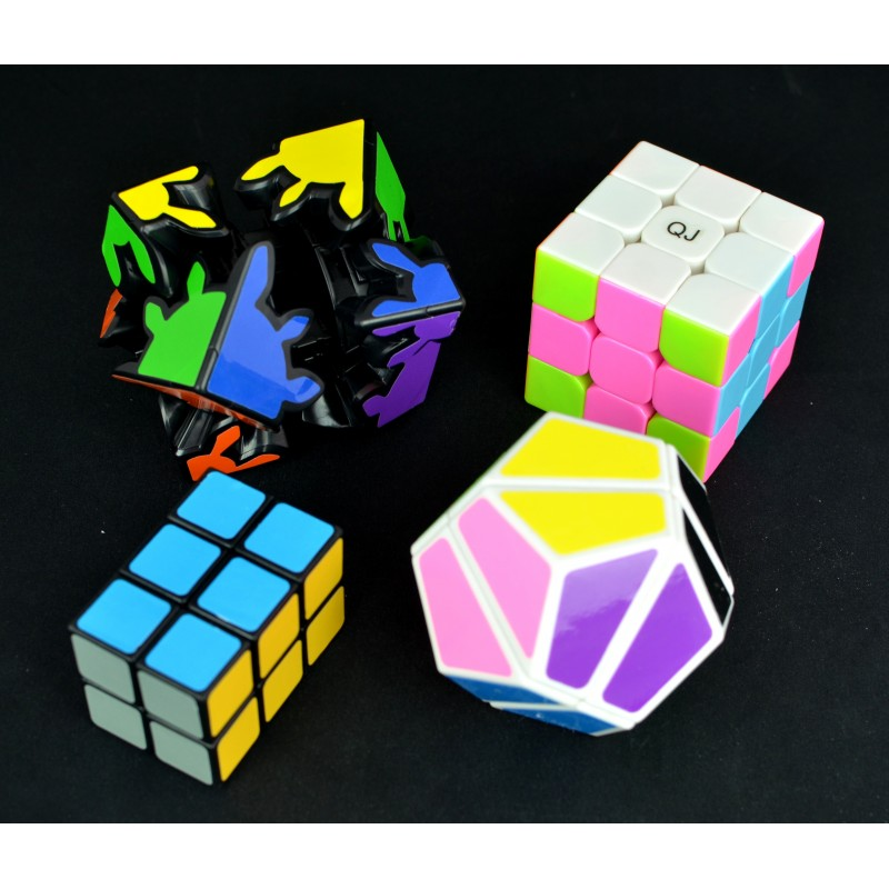 Pack Multi-Cubos