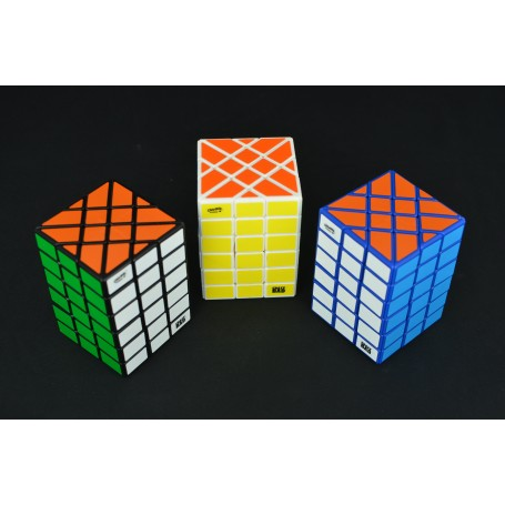 Crazy Bad 4x4x6 Fisher Cuboid