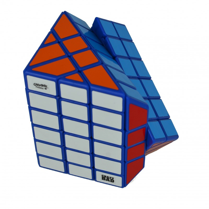 Crazy Bad 4x4x6 Fisher Cuboid