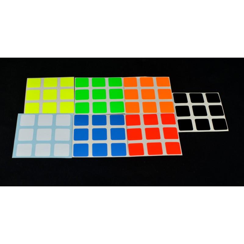 Z-Sticker Cubo de Rubik 3x3