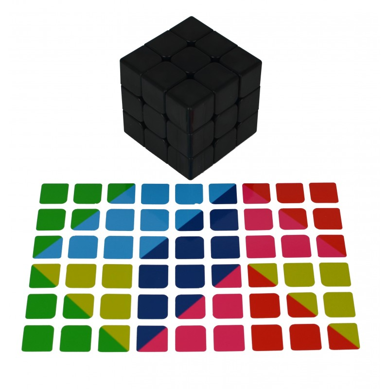 Cubo de Rubik Beach Ball
