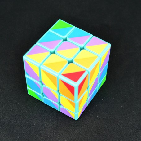 YJ Rainbow Inequilateral 3x3