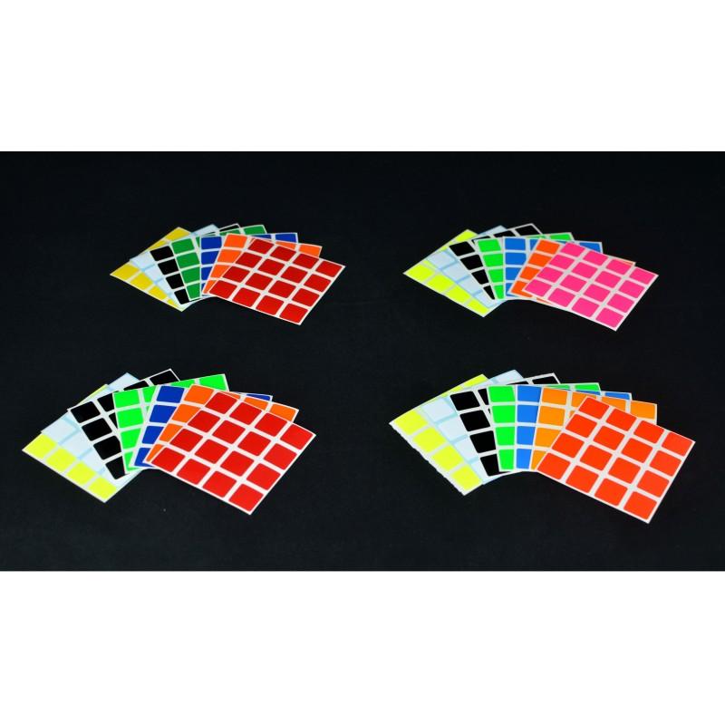 Z-Sticker Cubo de Rubik 4x4