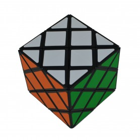 Okamoto y Greg Lattice Cube 6 Colores