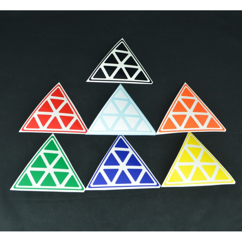 Sticker Pyraminx
