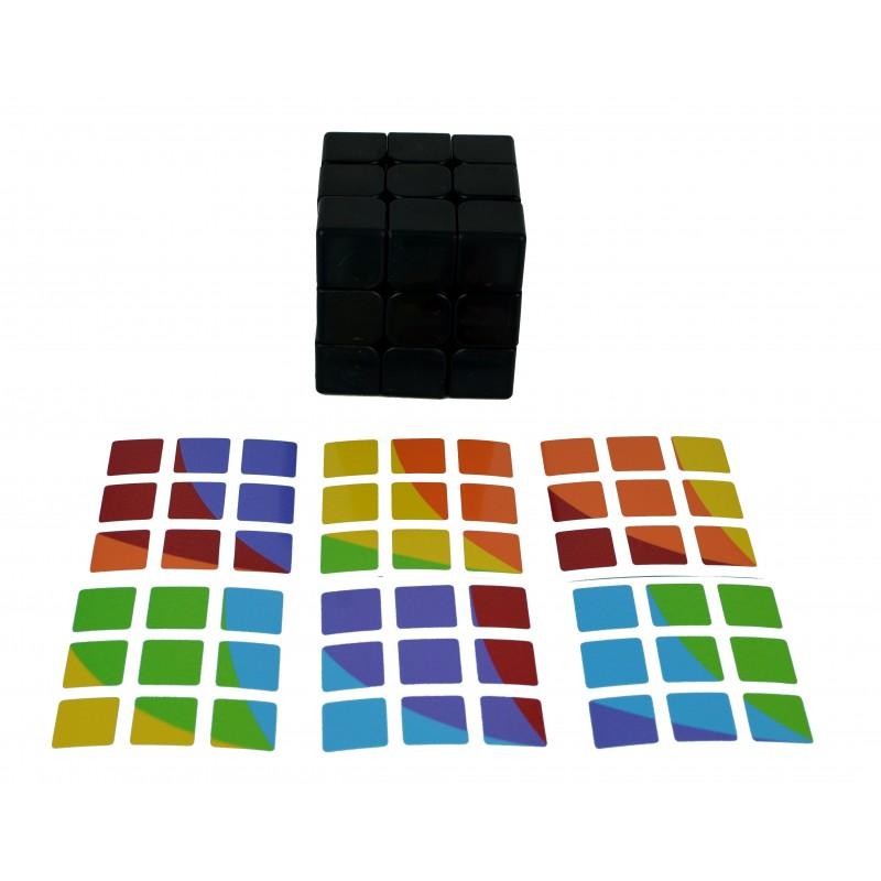 Cubo de Rubik Arcoiris