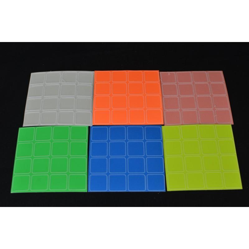 Cubo de Rubik 4x4 Luminoso 6 Colores