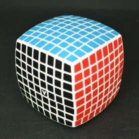 V-Cube 8x8 Pillow