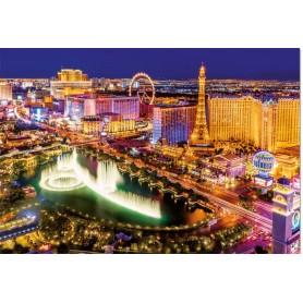 Puzzles Educa Las Vegas (Neón) 1000 Piezas