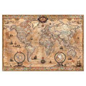 Puzzles Educa Mapamundi 1000 Piezas