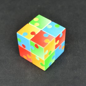 V-Cube 2x2 Jigsaw