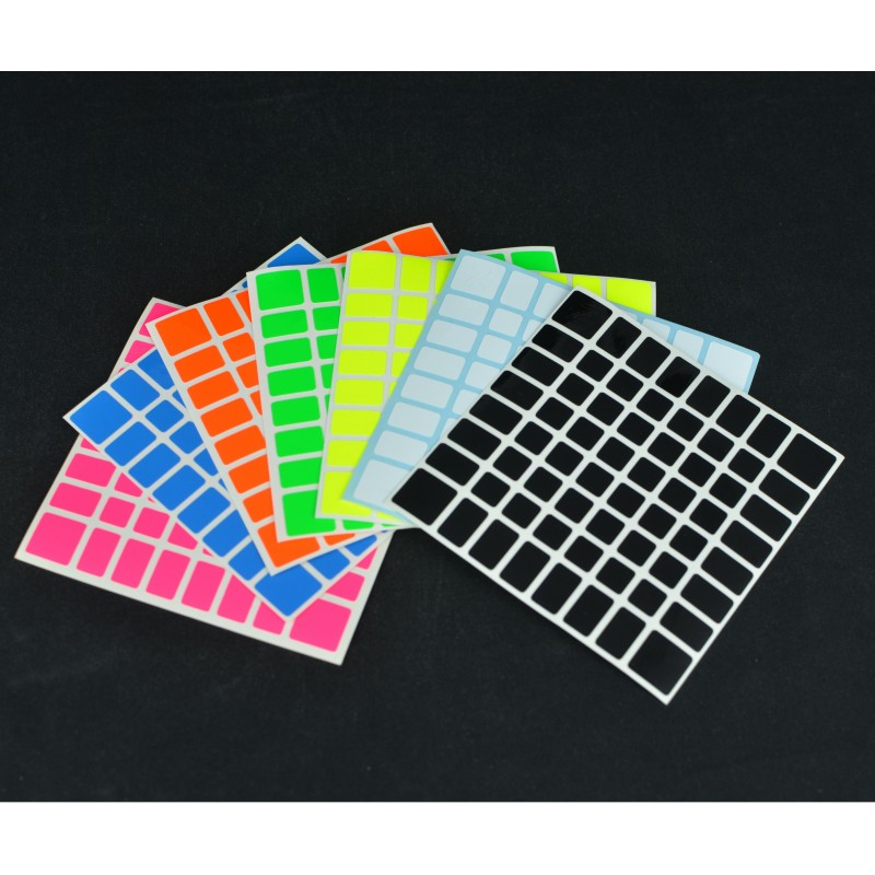 Z-Stickers 8x8 85mm