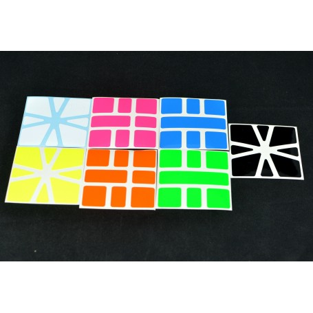 Z-Stickers Square-1