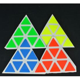 Z-Stickers Pyraminx