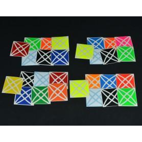 Z-Stickers Rex Cube
