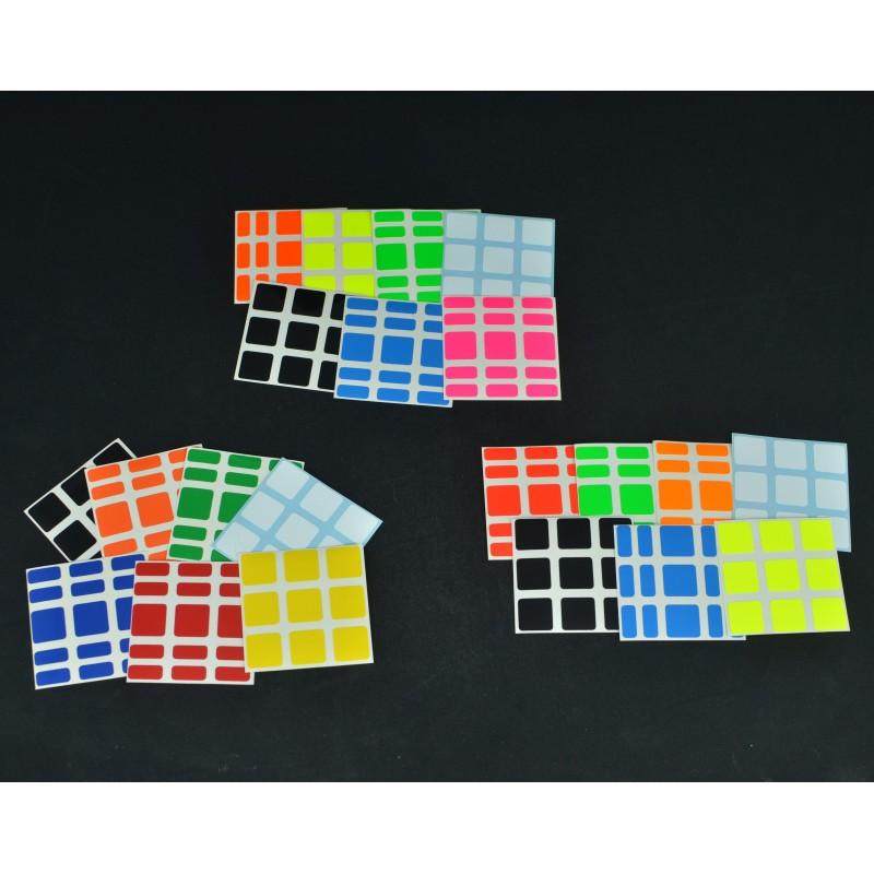 Z-Stickers 3x3x5