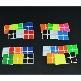 Z-Stickers 2x2 50 mm