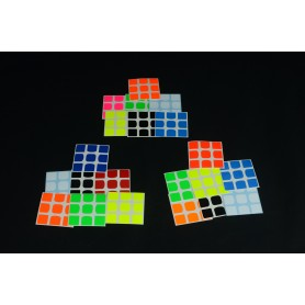 Z-Stickers QiYi Valk 3x3