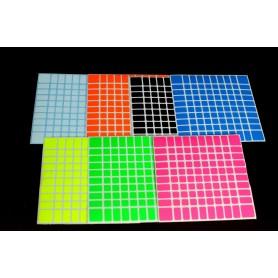 Z-Stickers Cubo de Rubik 10x10