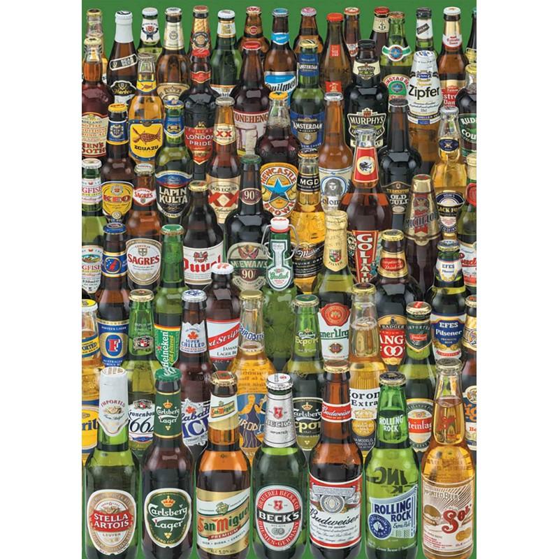 Puzzles Educa Cervezas 1000 Piezas