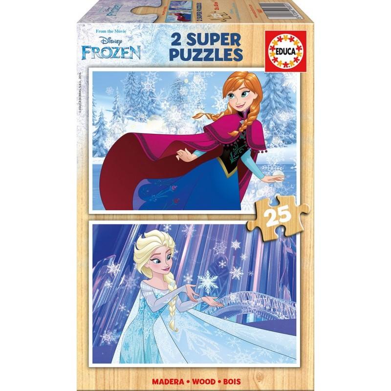 Puzzle Educa Frozen x 25 Piezas