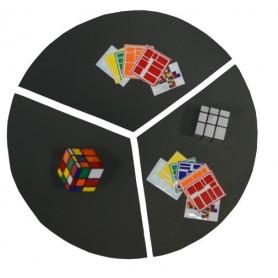 Mirror 3x3 Doble Solución