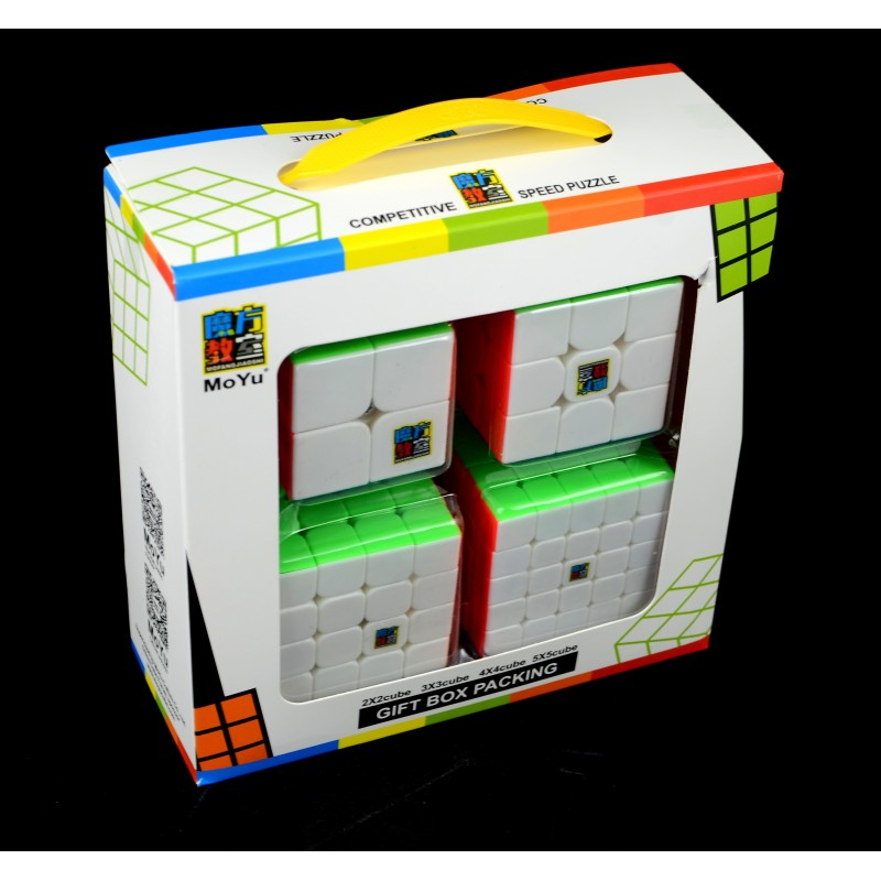 Pack Iniciacion Speed Cubing