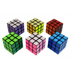 Cubo de Rubik 3x3, Escala de Colores