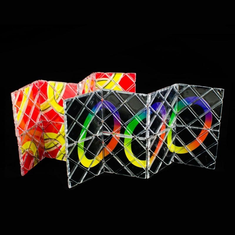 Lingao Rubik's Magic 8 piezas