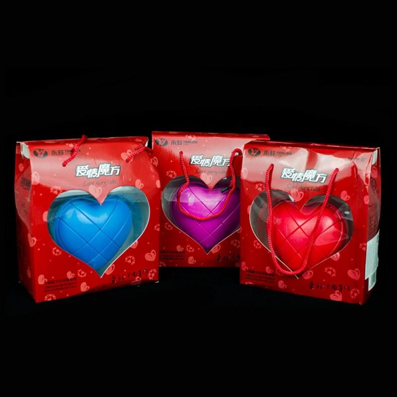 Loyal Plateado Candado Corazón Opcional Mensaje Caja Grabado Sí Mistress Equipamiento Y Maquinaria