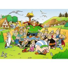 Puzzle Ravensburger Es pueblo de Asterix de 500 Piezas