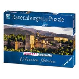 Puzzle Ravensburger Alhambra, Granada de 1000 Piezas