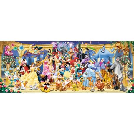Puzzle Ravensburger Disney foto de grupo de 1000 Piezas