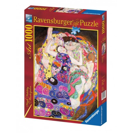 Puzzle Ravensburger La Virgen de 1000 Piezas