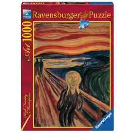 Puzzle Ravensburger El grito de 1000 Piezas