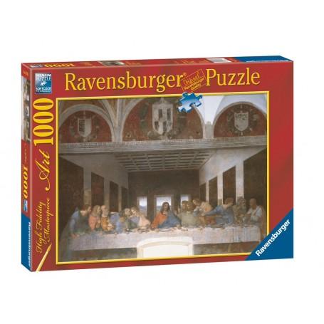 Puzzle Ravensburger La última cena de 1000 Piezas